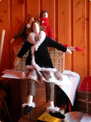 Вот решила еще раз попробовать себя в пошиве кукол - Тильдочек, а за одно и рассказать как я это делала :) фото 27