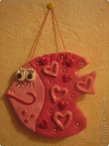 Гламурная рыбка=) фото 2