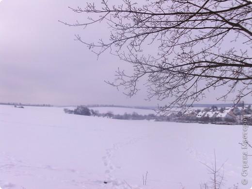 Вот таким был наш первый снег! Зима у нас началась очень рано для Германии - в ноябре. фото 19