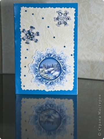 Новогодние открыточки фото 5