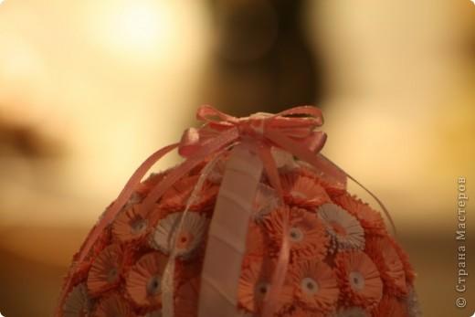 Сделала вот такую корзиночку в подарочек на крестины, надеюсь понравится  фото 5