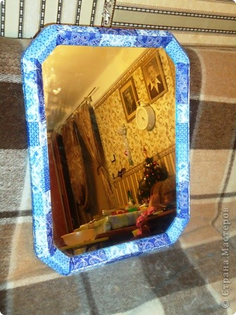 Рамка для зеркала. фото 1