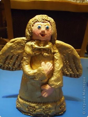 Еще немного ангелочков к Рождеству. фото 1