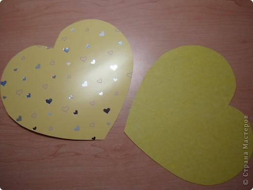 Эти коробочки можно сделать разной формы.К ближайшему празднику, Валентинову дню, у нас получились коробочки-сердечки. фото 2