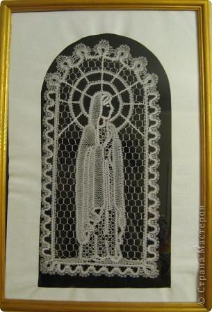 """Богородица. Сколок взят из украинского журнала """"Дуплет"""".  фото 1"""
