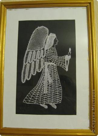 """Богородица. Сколок взят из украинского журнала """"Дуплет"""".  фото 5"""