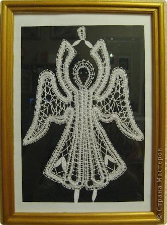 """Богородица. Сколок взят из украинского журнала """"Дуплет"""".  фото 3"""