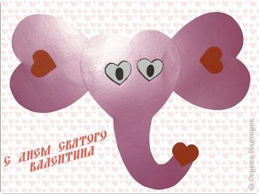 В День Святого Валентина(открытки) фото 4