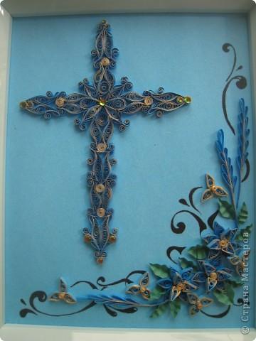 еще один крестик, но идея схемы опять не моя))))))))