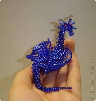 Это мой второй дракон. Вот первый http://stranamasterov.ru/node/138048. А еще из мифических существ был пегас http://stranamasterov.ru/node/110954. фото 4