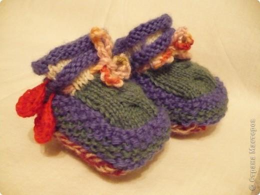 Вязание пинеток - вот моё хобби)) фото 4