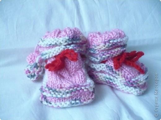 Вязание пинеток - вот моё хобби)) фото 6