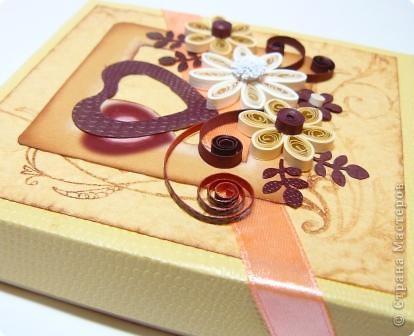 коробочки валентинки фото 3