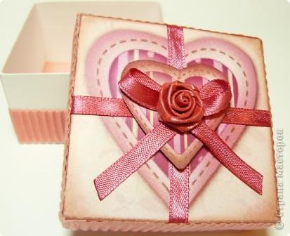 коробочки валентинки фото 5