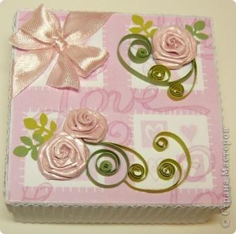 коробочки валентинки фото 7