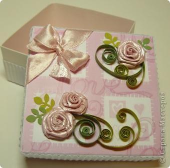 коробочки валентинки фото 8