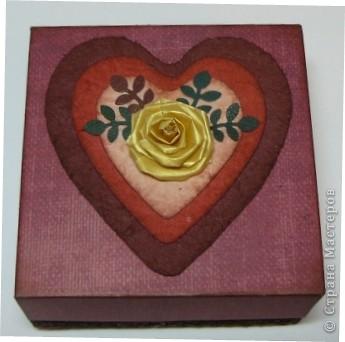 коробочки валентинки фото 10