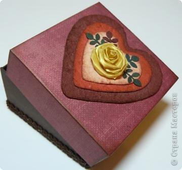 коробочки валентинки фото 11