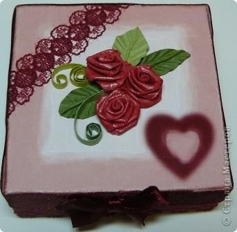 коробочки валентинки фото 12