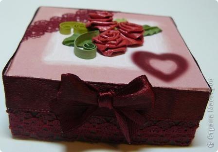 коробочки валентинки фото 13