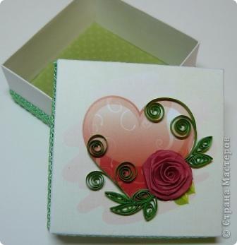 коробочки валентинки фото 16