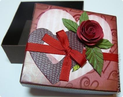 коробочки валентинки фото 19