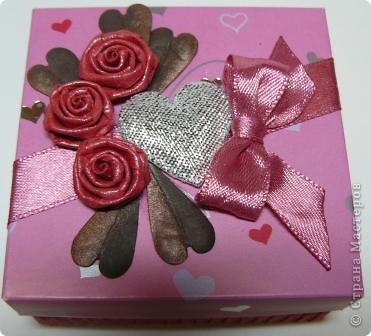 коробочки валентинки фото 21