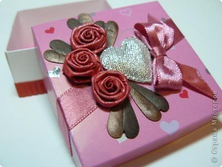 коробочки валентинки фото 22