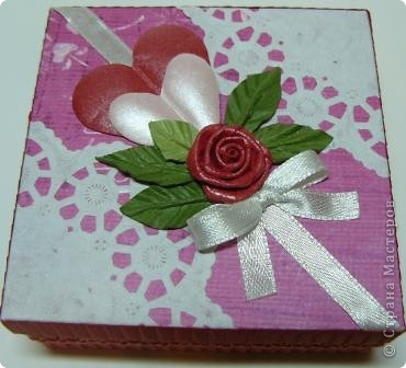 коробочки валентинки фото 23