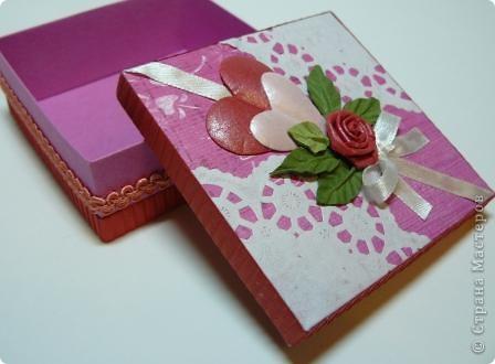коробочки валентинки фото 24