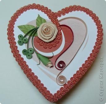шкатулки сердечки фото 4