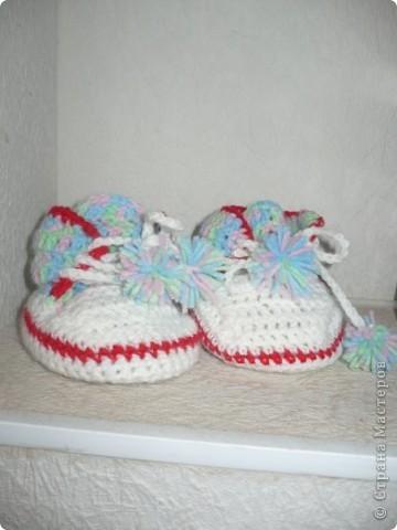 Вязание пинеток - вот моё хобби)) фото 2