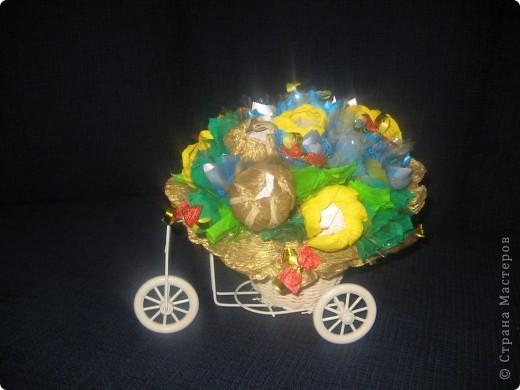 букетик на колёсах! :) фото 1