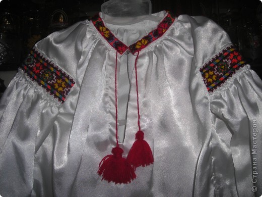 Вішивана сорочка фото 1