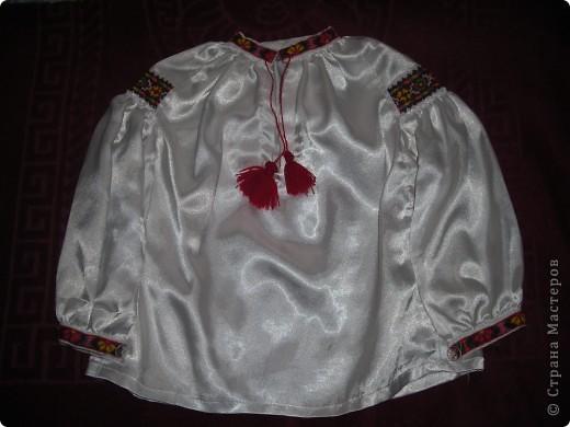 Вішивана сорочка фото 2