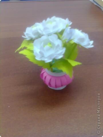 Сделала для себя подарок- маленький кусочек весны фото 1
