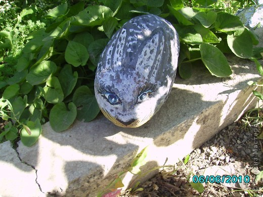 Хотелось животинку в огород, но чтобы есть не просила! фото 1