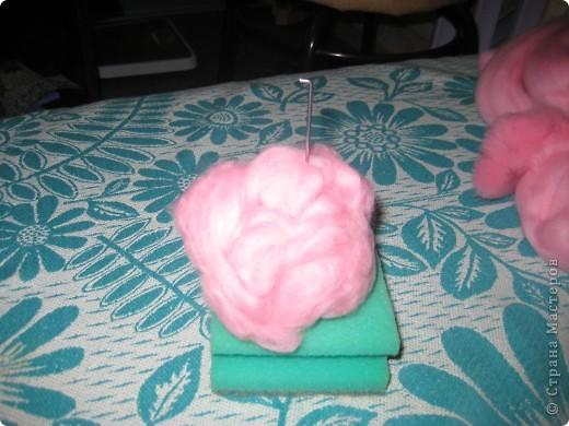Где баобабы вышли на склон, жил на поляне розовый слон...  + МК фото 8