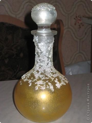 Декупаж шампанского фото 2