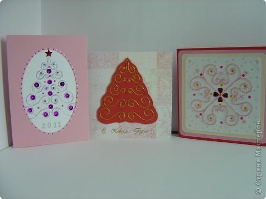 Мои Новогодние открытки.  фото 1