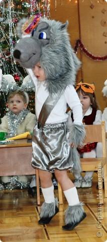 Добрый серый волк!!! фото 2