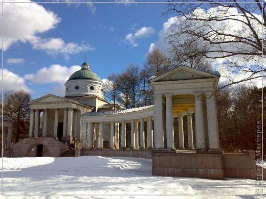 Музей усадьба Архангельское фото 3