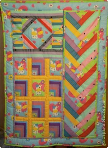 Одеяла маленькие и большие фото 8