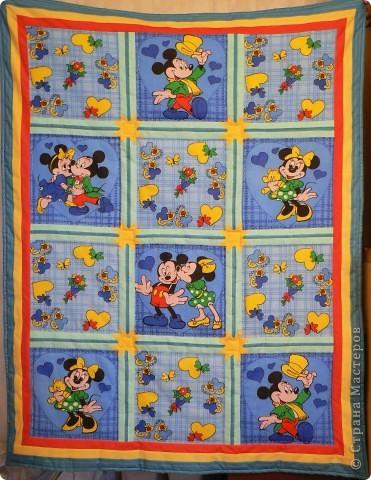 Одеяла маленькие и большие фото 9