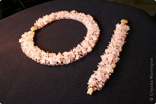 колье с кораллами фото 6
