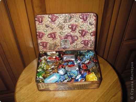 """Что Вы видите?(Правильный ответ- """"конфетки"""", но многие мои знакомые отвечали что-угодно, но никак не конфеты:) фото 3"""