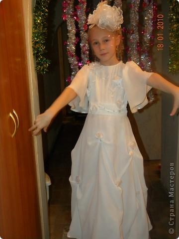 Платье к Новогоднему празднику. фото 1