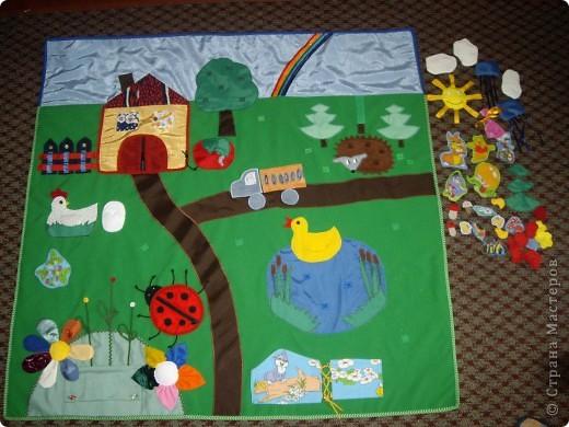 Развивающие коврики фото 3