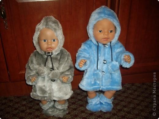 Одежда для кукол. фото 6