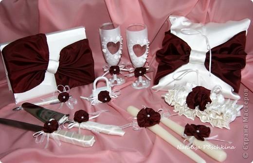 Свадебный набор - первый